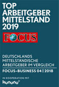 PROJECT Investment - TOP Arbeitgeber Mittelstand 2019