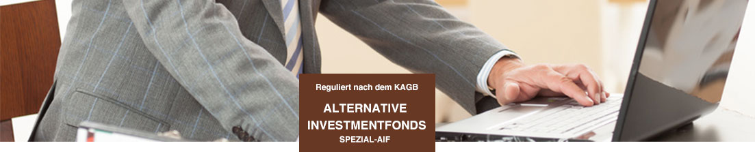 Spezial-AIF - Alternative Investmentfonds