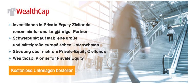 WealthCap Private Equity 21: Übersicht